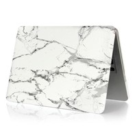 Marble Matte Case For Apple Macbook Air 13, Air 11, Pro 13, Retina 12, 13, 15,