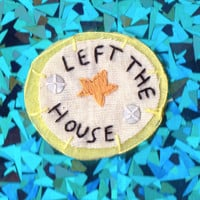 Little Victories 'Left the House' patch