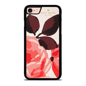 KATE SPADE CAMEROON STREET ROSES iPhone 8 Case