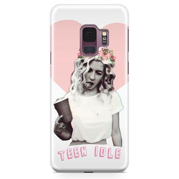 Marina And The Diamonds Collage Samsung Galaxy S9 Plus Case | Casescraft