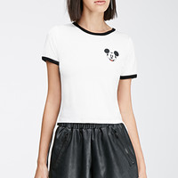 Mickey Mouse Ringer Tee