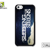 Sleeping With Sirens iPhone 5c Case Cover by Avallen