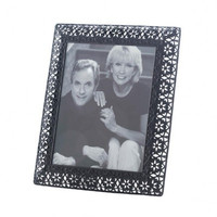 Moroccan Cutout Flowers Photo Frames