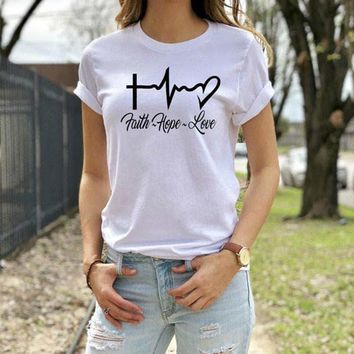 EnjoytheSpirit Women T Shirt Christian