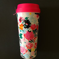 Bando Floral Thermal Mug