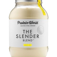 Slender Blend | High Protein, Low Calorie Weight Loss Shake