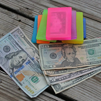 Money soap, Money gag gift, Unique stocking stuffers, Unique christmas ideas, Unique kids gift, Money card, Soap stocking stuffer, Christmas