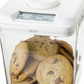 The Kitchen Safe: Time-lock container for food, gadgets, iPhone, toys and other items you want, but shouldn't have ;)