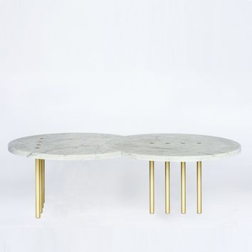 Eclipse Points Coffee Table | Tables