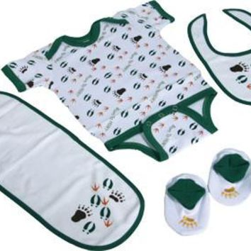 Hunting 5 Piece Baby Set