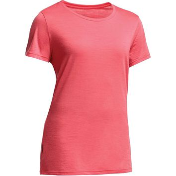 Icebreaker Tech Lite SS Crewe Top - Women's
