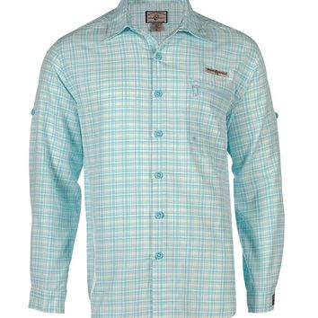 Men's Ascension Bay L/S UV Vented Fishing Shirt