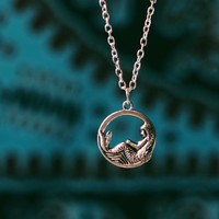 Lovely Mermaid Necklace