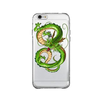 DRAGON BALL Z iPhone and Samsung Galaxy Clear Case