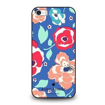 KATE SPADE MAKE A SPLASH iPhone SE Case Cover