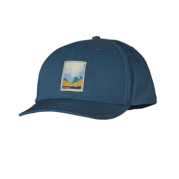 Patagonia Roger That Trucker Hat | Graphed Patagonia: Glass Blue