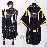 Anime Cosplay Pokemon Umbreon Costume Women Halloween Costumes for party Dress Custom Made