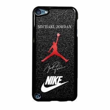DCKL9 Nike Michael Jordan Air Jordan iPod Touch 5th Generation Case