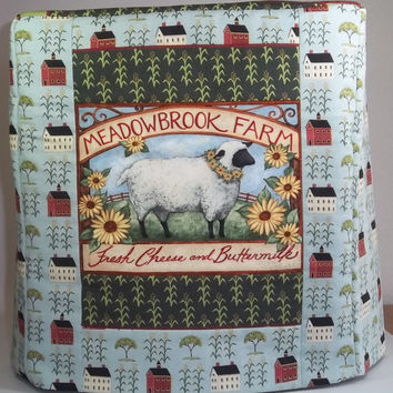 Kitchenaid Mixer Cover - Sheep Farm