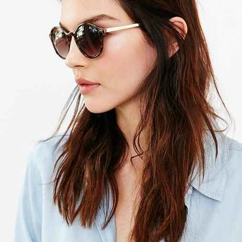 Schoolboy Small Round Sunglasses