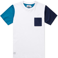 White Next Saturday Knit T-Shirt