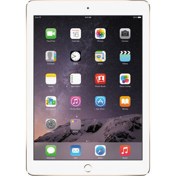 Apple iPad Air 2 16GB WiFi Gold - 9.7in Tablet - MH0W2LL/A - BRAND NEW