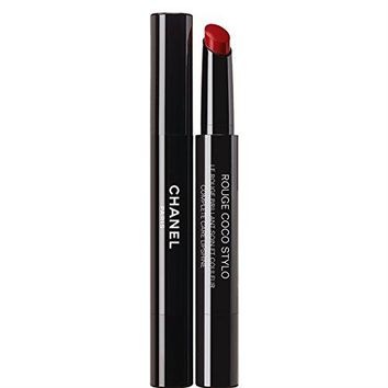 CHANEL ROUGE COCO STYLO COMPLETE CARE LIPSHINE # 224 MÉMOIRE