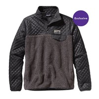 Patagonia Women's Mixed Snap-T® Pullover | Forge Grey