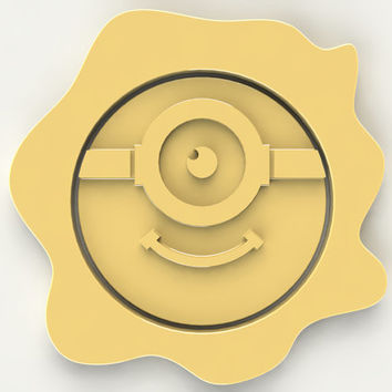 Despicable Me Minion Cookie Cutter