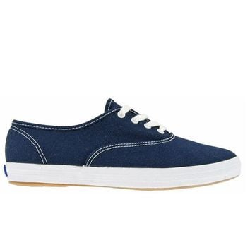 ONETOW Keds Champion - Navy Low-Top Canvas Sneaker