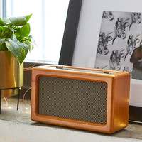 Crosley Harper Wood Wireless Speaker | Urban Outfitters