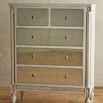 Mirelle Five-Drawer Dresser