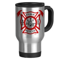 Firefighters Fire Dept logo Gifts