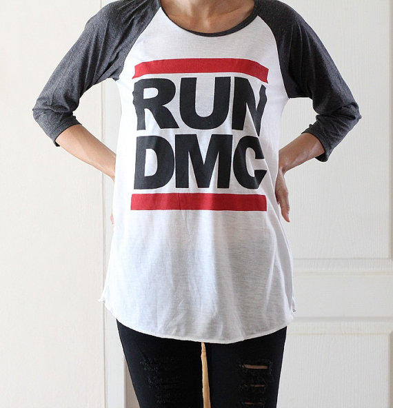 run dmc shirts tee shirts jersey tee from looklikeloveshop on. Black Bedroom Furniture Sets. Home Design Ideas