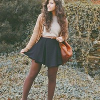 Falling For Skirts Outfit 1