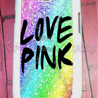Samsung Galaxy S3 Case, Love Pink Colorful  Samsung Galaxy S3 Cover, Samsung Galaxy S3 Cases, Galaxy s3 case