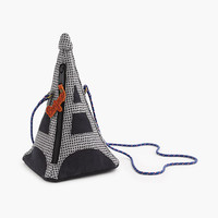 crewcuts Girls Glitter Eiffel Tower Bag