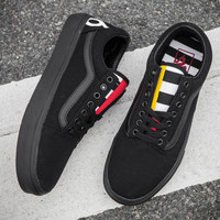 "Trendsetter Vans Classics ""1966"" Canvas Old Skool Flats Sneakers Sport Shoes"