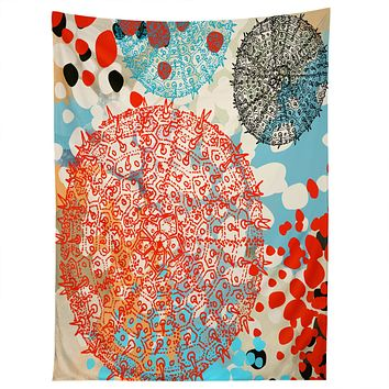 Irena Orlov Exotic Sea Life 2 Tapestry