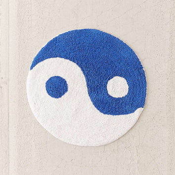 ba5426a3add5 Yin Yang Bath Mat - Urban Outfitters from Urban Outfitters