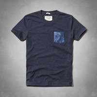 LAKE ARNOLD POCKET TEE