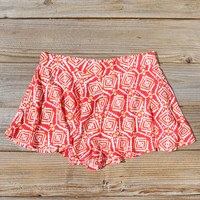 Arizona Flutter Shorts