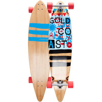 Goldcoast The Shaka Tack Skateboard Bamboo One Size For Men 19585841401