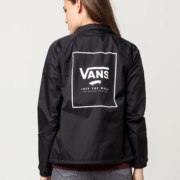 VANS Thanks Coach Womens Windbreaker Jacket | Jackets