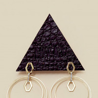 CHAIN LINK STATEMENT HOOPS