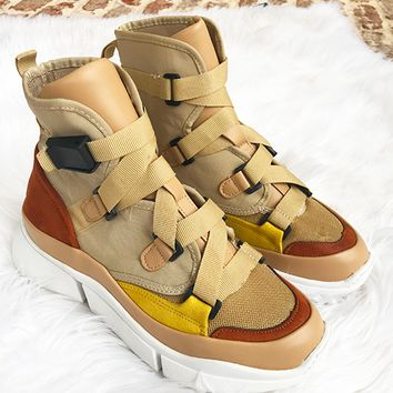 HIGH LIFE WEDGE SNEAKER