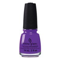 China Glaze - Plur-Ple 0.5 oz - #82601