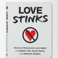 Urban Outfitters - Love Stinks By Adams Media