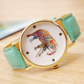 Elephant Watch Mint