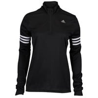 adidas Response 1/2 Zip - Women's at Champs Sports